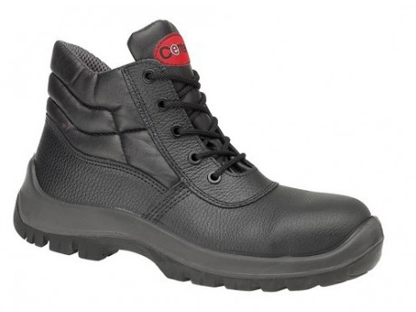 Black Composite Boot Midsole Water - 01FS30C
