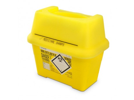 Sharps Box 2 Litre - 01FSB2