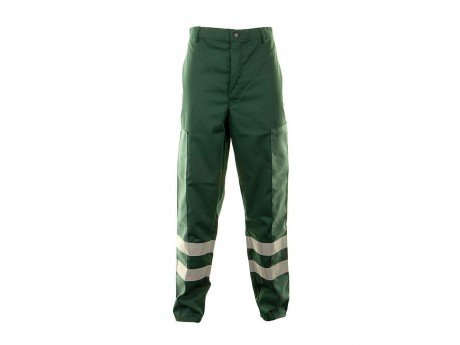 Bottle Ballistic Trousers C/W Hv Tape - 01NWTR4515BG