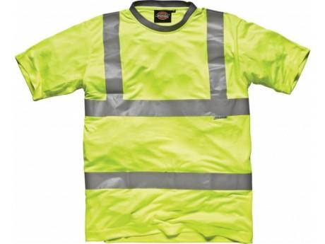 Dickies High Visibility Safety T-Shirt - 01SA22080