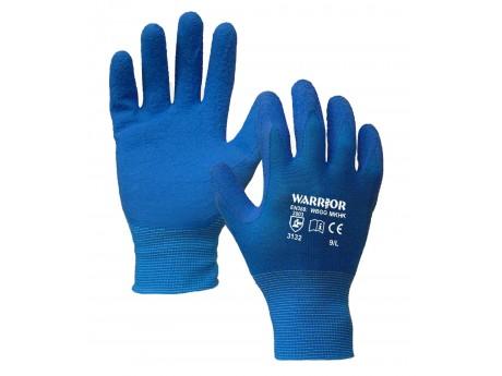Warrior Blue Grip Glove - 0111WBGG