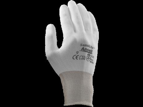 Ansell 48-100 White Sensilite - 0148-100