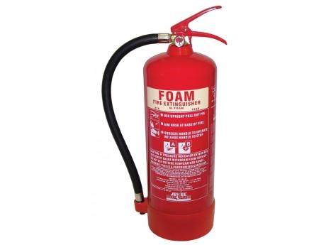 Jewel Saffire 6 Litre Foam Extinguisher - 01FIRE6F