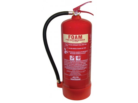 Jewel Saffire 9 Litre Foam Extinguisher - 01FIRE9F
