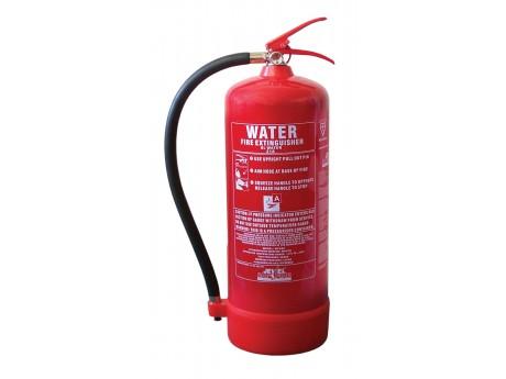 Jewel Saffire 9 Litre Water Extinguisher - 01FIRE9W