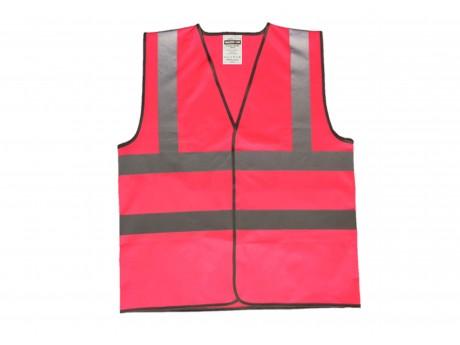Warrior Basic Waistcoat Pink - 0118WCBPK