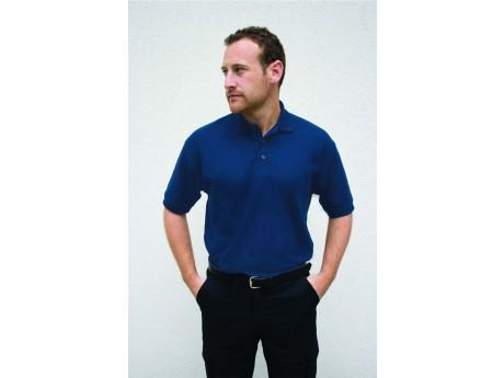 Warrior Polo Shirt Royal - 01HL209RY