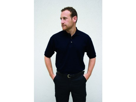 Warrior Polo Shirt Dark Navy - 01HL209DN