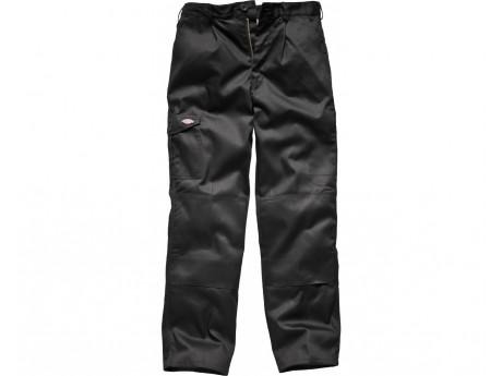 Dickies Black Redhawk Super Work Trousers - 01WD884B