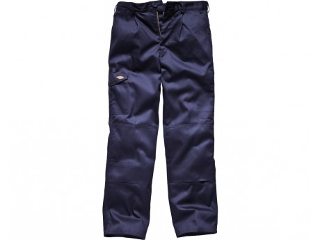 Dickies Navy Redhawk Super Work Trousers - 01WD884N