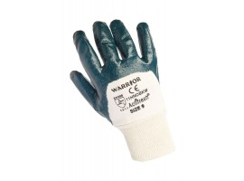 Warrior H/W Nitrile Gloves (Pack of 12) - 01PK11HNOBKW