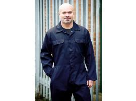 Warrior Navy Boilersuit - Standard - 0118B2