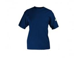Flamesafe Navy T-Shirt - 0118FSTS