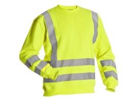 Miami Hi-Vis Sweatshirt - Yellow - 0118MIAMIY