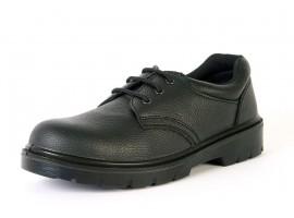 Warrior Black Shoe - 0118MMS2