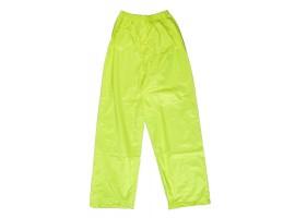 Warrior PVC Trousers - Yellow - 0118NPTSY