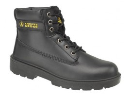 FS112 Black Safety Boot - 01FS112