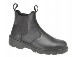 FS116 Black Safety Dealer Boot - 01FS116