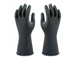 Marigold Black Heavyweight Glove - 01G17K