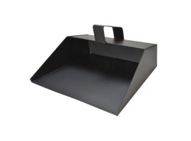 Metal Hooded Dustpan - 01METDP