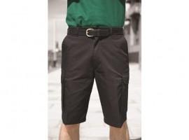 Warrior TR322 Black Shorts - 01NWTR322BK