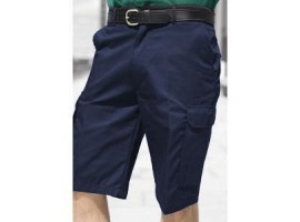 Wine Society Warrior TR322 Navy Shorts