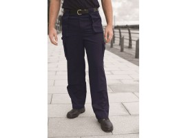 Warrior Super Cargo Trousers Navy - 01NWTR381NV