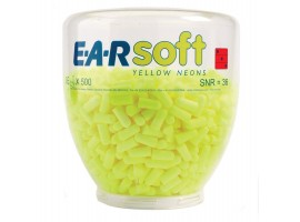 Ear 1-Touch Soft Refill (Pack of 500) - 01PD-01-002