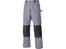 Dickies WD4930 Grey Trousers - 01WD4930G