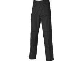 Dickies Black Redhawk Mens Action Trousers - 01WD814B