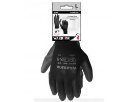 Head Carded Warrior Black Glove - 01HC11WP