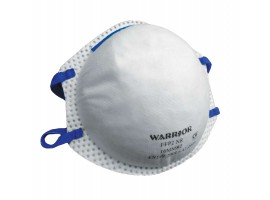 Warrior Respirator FFP2 Masks (Pack of 20) - 0116MMR2