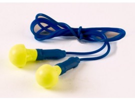 3M Push In Ear Plugs Pack of 100 - (01EX-01-021)
