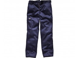 Dickies Navy Redhawk Super Work Trousers - 01WD884N