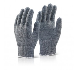 Warrior Mens Mixed Fibre Glove - 0111M