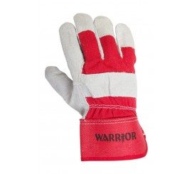 Warrior Grey Split Rigger Gloves (Pack of 12) - 01PK11RIGA