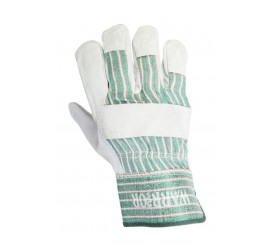 Warrior Striped Back Rigger Glove - 0111RIGH