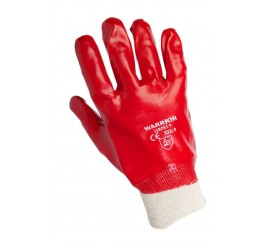 Warrior Red Pvc K/W (Pack of 12) - 01PK11RPKI