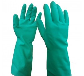 WarriCHEM Green Nitrile Glove - 0111WGN
