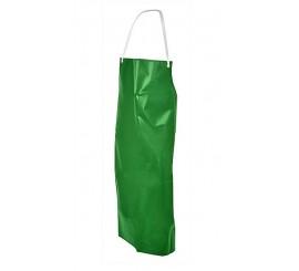 Green PVC Nylon Apron - 0113GPN