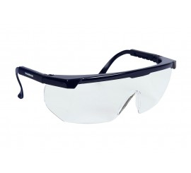 Warrior Wraparound Clear Lens Spectacle - 0115APS/B