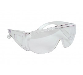Warrior Clear Vistor Spectacles  - 0115CS