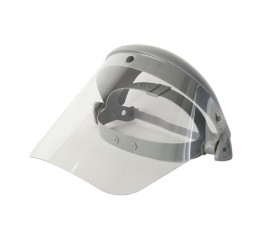 Face Shield Browguard/Clear Visor - 0115FS