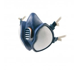 3M Face Masks FFA1P2D Reusable (Single) - 01164251