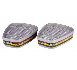 3M 6059 ABEK1 Filter (Box of 8) - 01166059