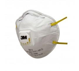 3M Face Masks FFP1 Valved Moulded (10 Per Box) - 01168812