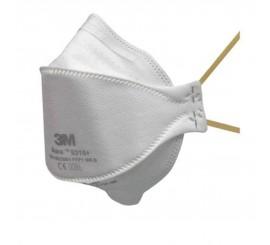 3M Aura Face Mask FFP1 Fold Flat (20 Per Box) - 01169310+AURA