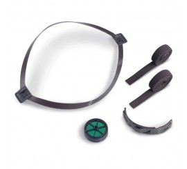 Moldex Half Mask Service Kit 1 Headstrap - 0116MM8091