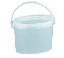 Moldex 8093 Resealable Plastic Container - 0116MM8093