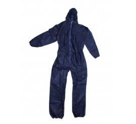 Warrior Blue Polyprop Coverall - 0117BPB